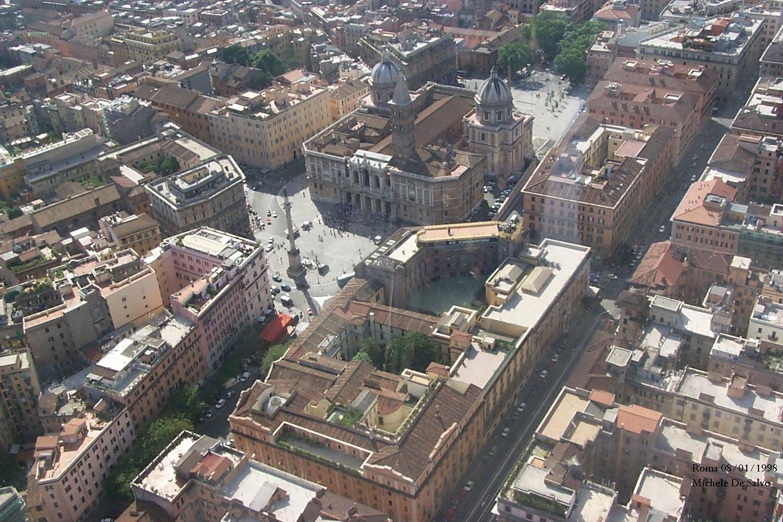 L'Istituto visto dall'alto