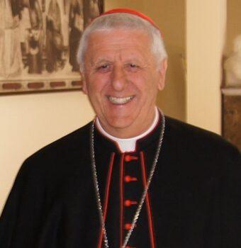 Gran Cancelliere Sua Eminenza Reverendissima Giuseppe Card. Versaldi Prefetto della Congregazione per l'Educazione Cattolica