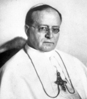 Pio XI (1922-1939), papa fondatore